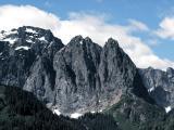 Mt. Index Peaks
