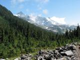 Trail Towards Mt. Shuksan