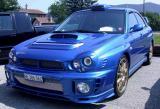 Subaru imprezia