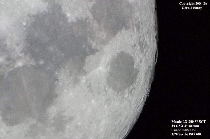 Edge Of A Full Moon