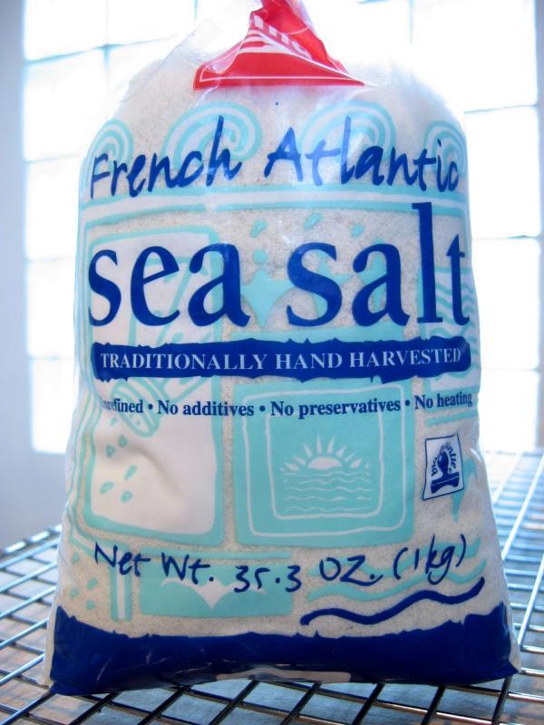 Pinch of sea salt