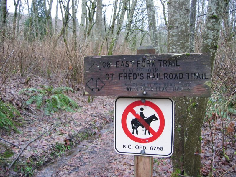Freds Railroad Trail