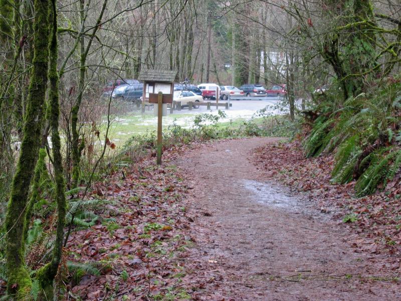 Bagley Seam Trail<br>Red Town Trailhead</br>
