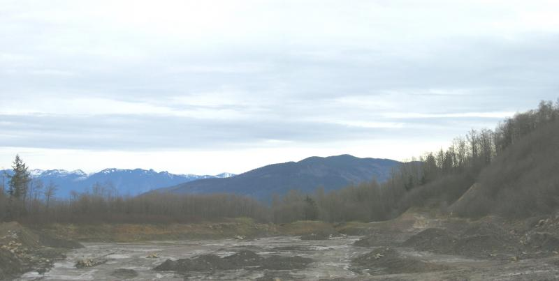 Tiger Mt. from the Clay Pit