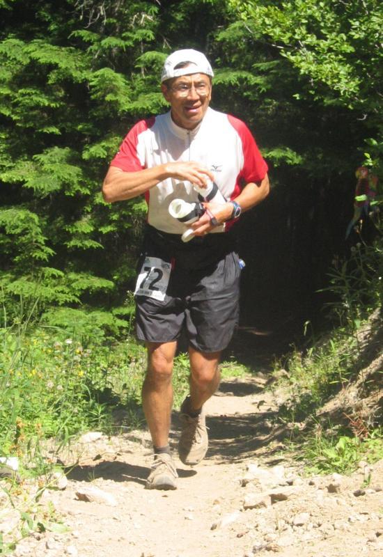 Don comes into Fawn Ridge