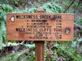 Wilderness Cliffs Trail