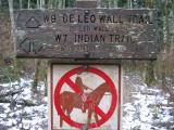De Leo Wall Trail