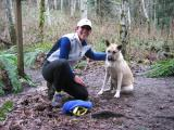 Kate & MuzoShy Bear / Wilderness Peak