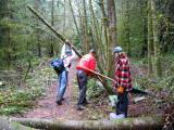Kendall, Steve & Deb<br>Temple Pond Loop</br>