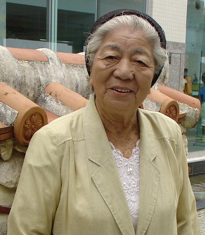 Yoshimoto-san (92)