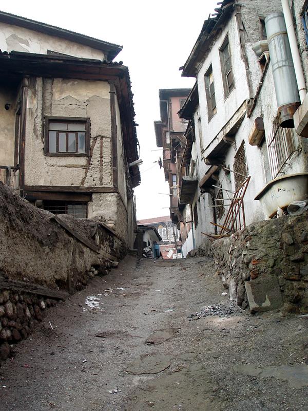 Samanpazari alley