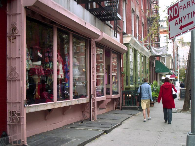 2nd Avenue Shops