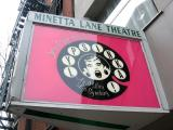 Lypsinka at the Minetta Lane Theatre