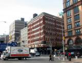Astor Place Lafayette Street