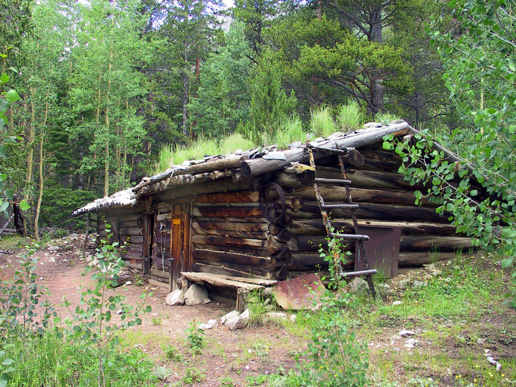 Little Johns Cabin, Pine Creek Trail