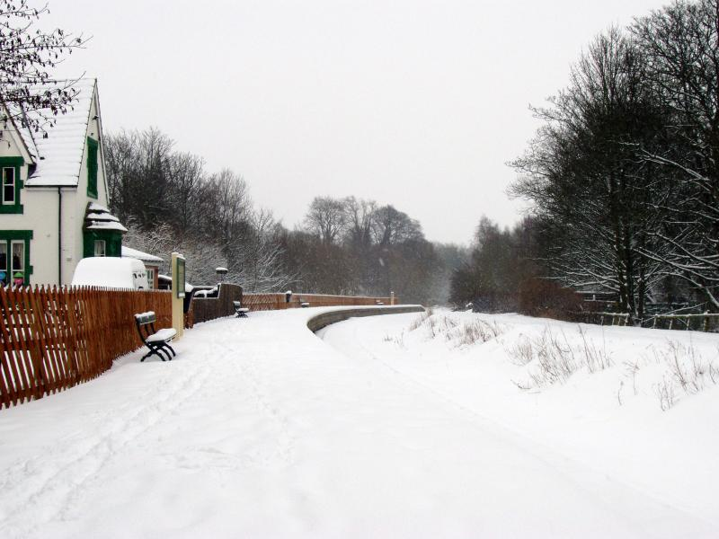 Frosterley Station