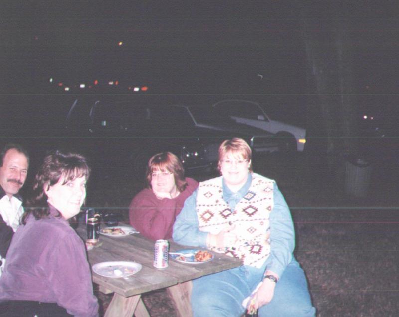 Susan, Jack, Lori and Katie