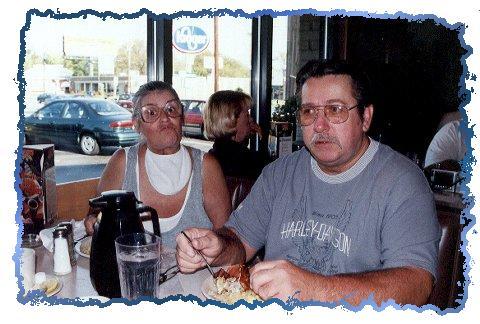 Pattye and George