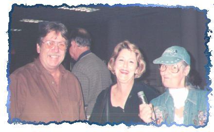 George, Diane and Pattye