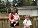 040729 Diane, Emily, and Aubry