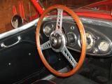 Gerow with jatoba rim - Austin Healey BN6