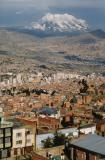 La Paz is at an altitude of 3200 meters!
