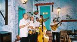 Musicians at La Bodeguita Del Medio, these guy's were great.