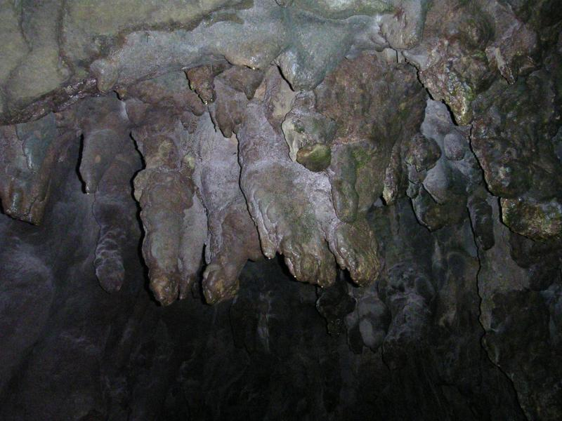 Caves (sorry, cant take piccies of glow worms)