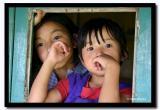 Lepcha School Children, Pakang