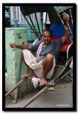 Pull Rickshaw Driver, Kolkata