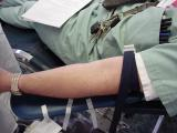 the arm ready to go