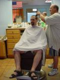 last hair cut