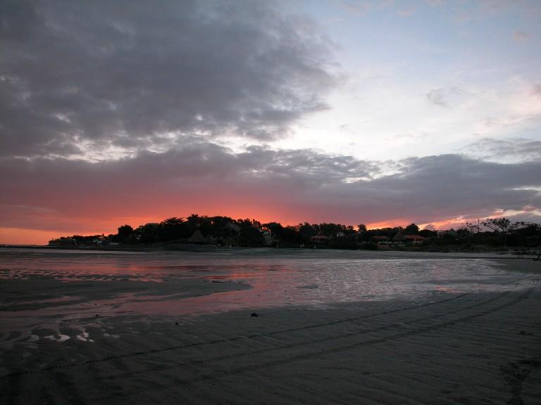 ...at Sunset
