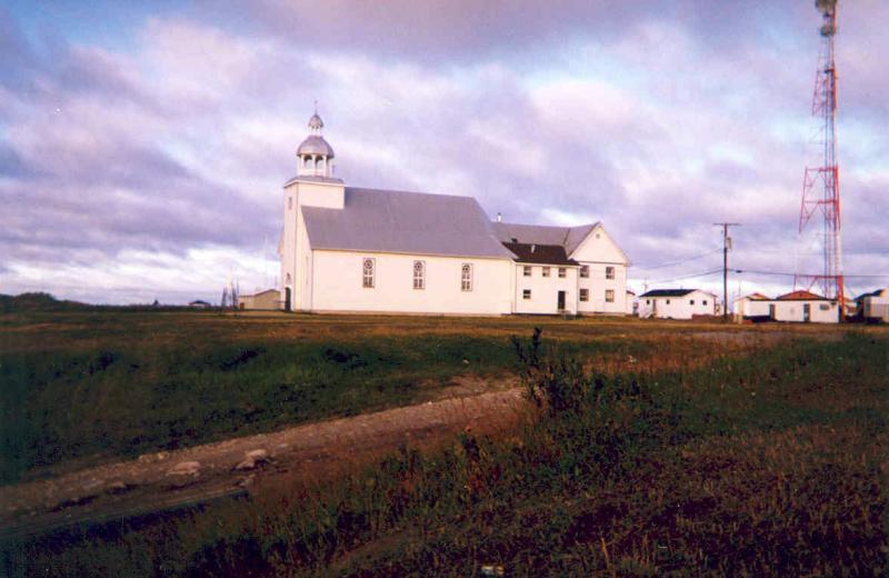 Catholic church Attawapiskat