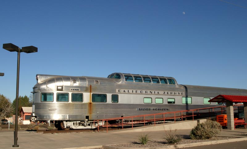 Amtrak Terminal in Maricopa