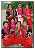 Palaung School Girls
