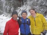 Glenn, Don and Mr. Kerby - Poo Poo Trail