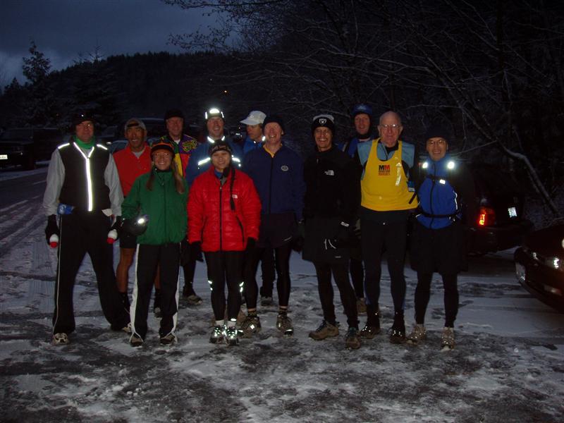 Group - Pre Run