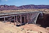 Navajo Bridge from above