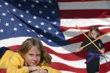 Casie flag montage