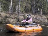 chena river float in my metzler