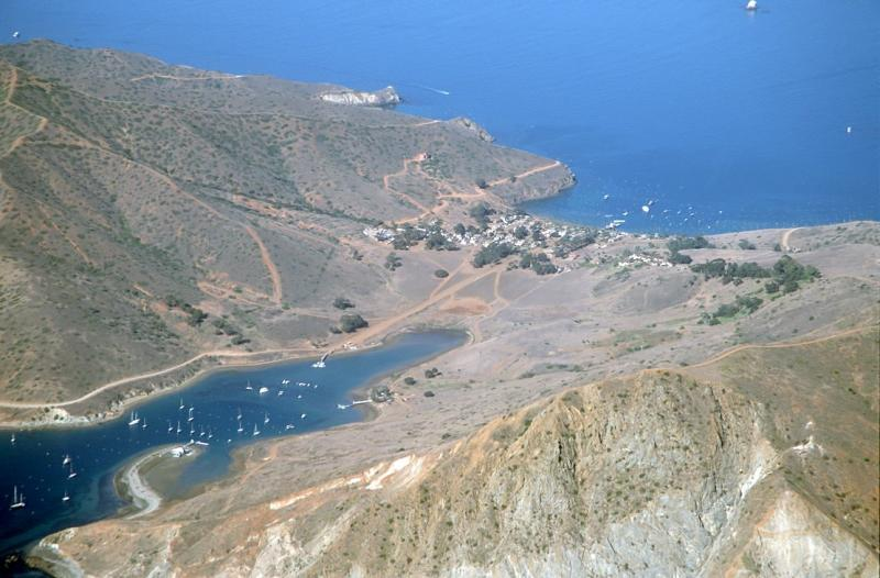 2-20-Catalina Harbor and Two Harbors