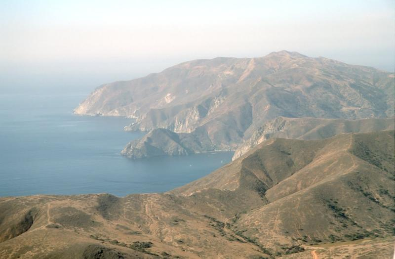 2-10-West Side (Catalina Harbor)
