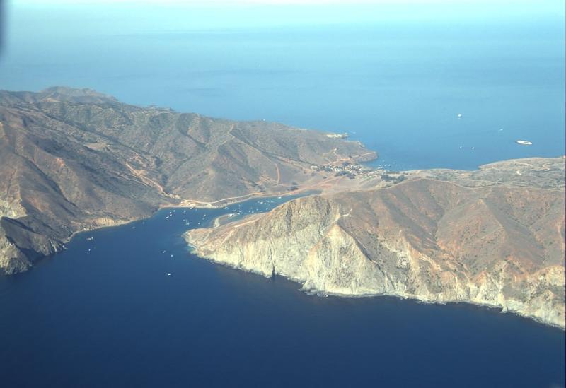 2-19--Catalina Harbor and Two Harbors
