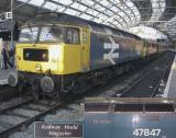 47847 at Lime Street Station Liverpool
