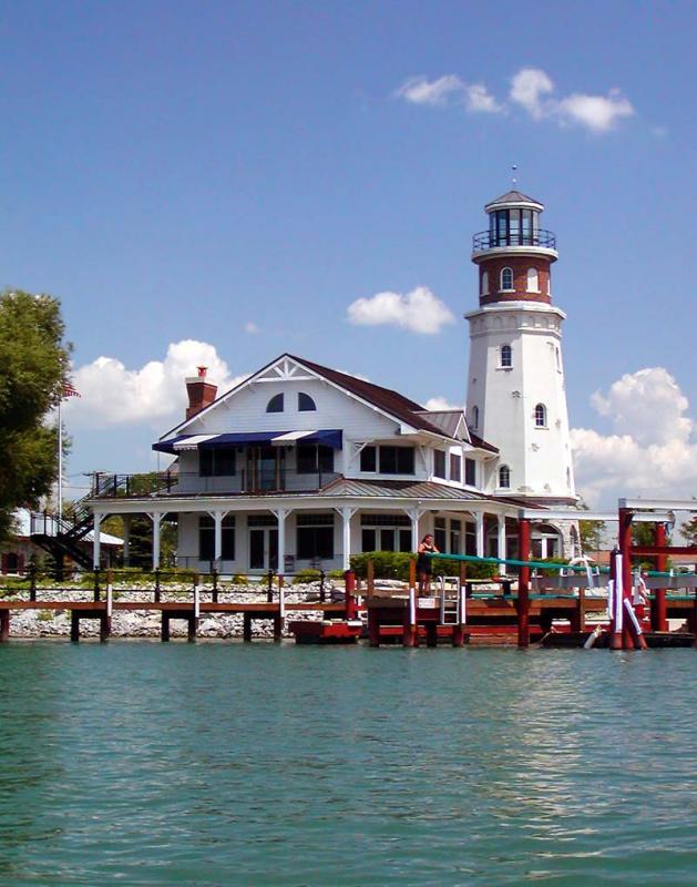 Tonawanda Lighthouse