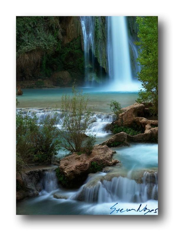 Havasu Falls  : Week 1