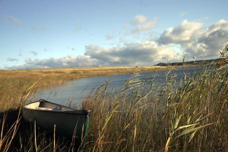 Oct. 9, 2004 - On Golden Pond
