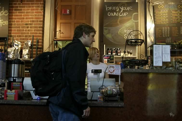 Amers Cafe, Michigan Union