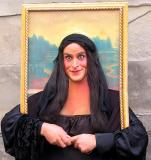 Mona Lisa of Florence*by Moti8th Place